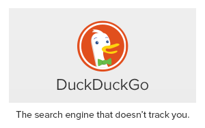 DuckDuckGo for Opera