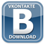 Ícone de Vkontakte Download