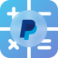 Icon para sa PayPal Fee Calculator