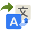 Icon for Open in Google™ Translate