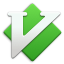 أيقونة Edit with VIM text editor