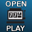 Open Play ikonja