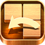 Symbol für Puzzle Picture Game