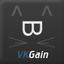 Icon for VKGain (Presto)