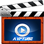 Symbol für  AvpTube - Search, Play, Download Video