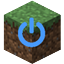 Icon for Minecraft server status