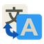 Pictogram voor Translate Web Page