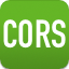 Icon for CORS Toggle