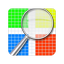 Icono de Search for city maps