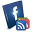 Facebook Reader 用のアイコン