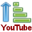 أيقونة YouTube-SortByDate