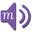 Icon para sa Memrise Audio Uploader
