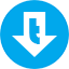 Kohteen Twitter Video Downloader | Fast and Free kuvake