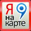 Ikona pro Поиск на Яндекс.Карте