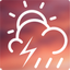 Значок для Tiny Weather Forecast