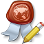 Icon para sa CryptoPro Extension for CAdES Browser Plug-in